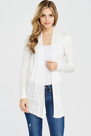 Super Light Textured Cardi