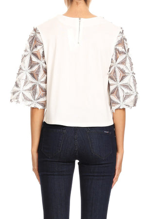 Geo Shapes Party Top