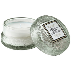 Macaron Candle French Cade & Lavender