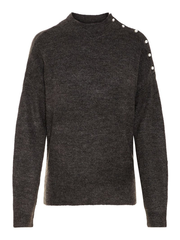 Agoura Pearl Highneck Knit