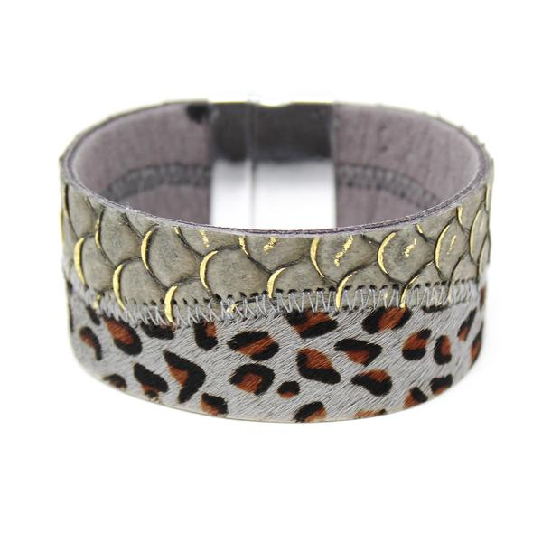 Mixed Animal Cuff
