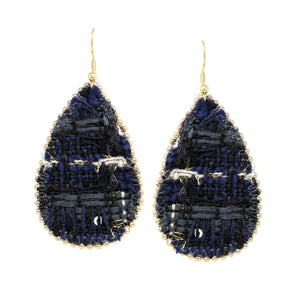 Boucle Tear Drop Earrings