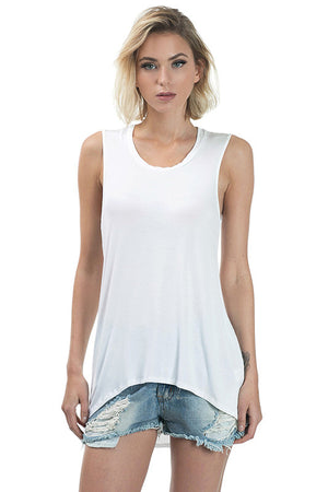 Hi-low Basic Rayon Tank