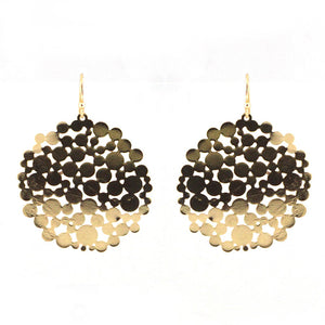 Circle Clusters Earrings