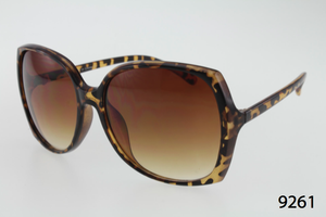 Thin Square Frame Sunglasses