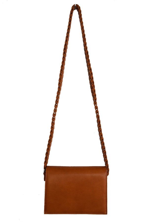 CROSSBODY W BRAIDED HANDLE
