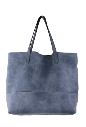 Distressed Shopper Tote