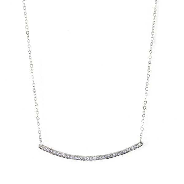 Diamond Curve Choker