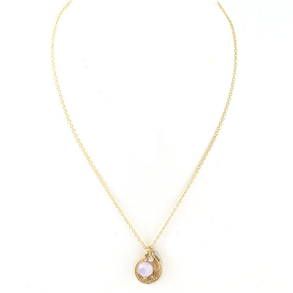 Dainty Mini Charms Necklace