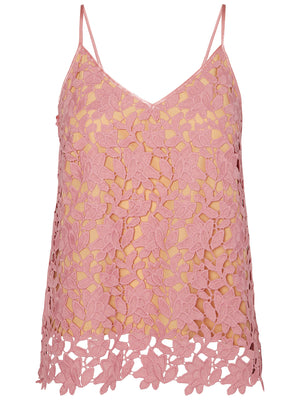 Beauti Lace Tank Top