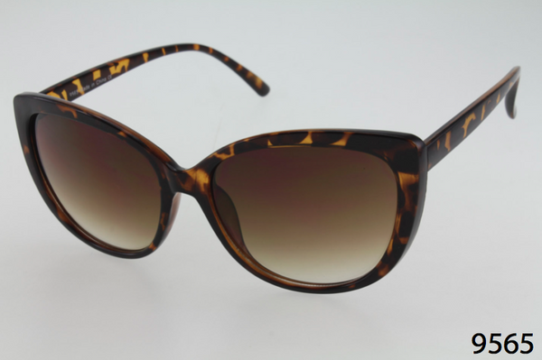 Basic Frame Cateye Sunglasses