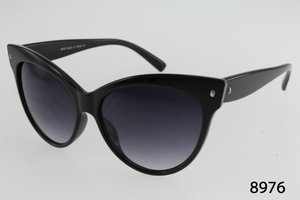 Plastic Frame Medium Cateye Sunglasses