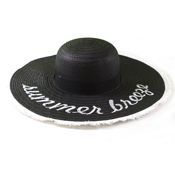 """Summer Breeze"" Sun Hat"