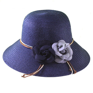 Flowers Bucket Sun Hat
