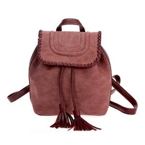 Saddle Stitched Backpack