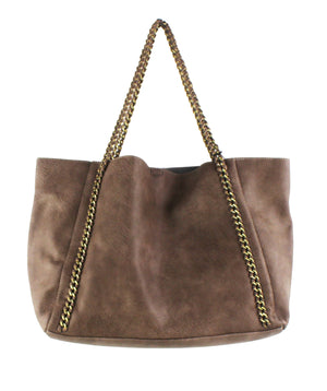 WIDEBODY CHAIN TOTE