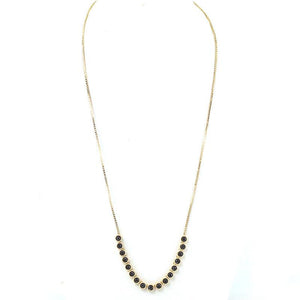Mini Jewels Long Necklace