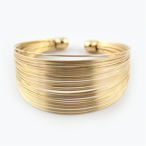 Threaded Metal Cuff BL