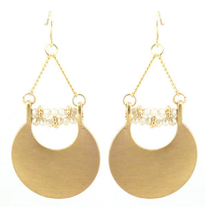 Arc Chandelier Earrings