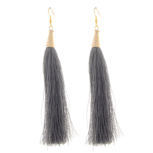 Egyptian Fringe Earrings