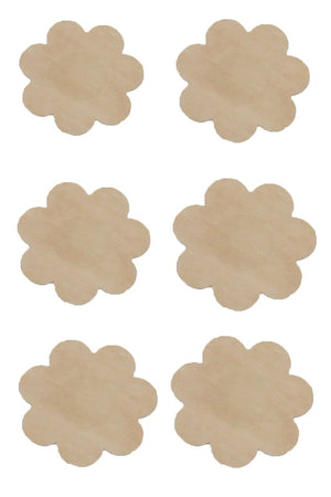 Adhesive Nipple Petals (Set of 3)