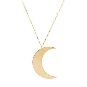 Hanging the Moon Necklace
