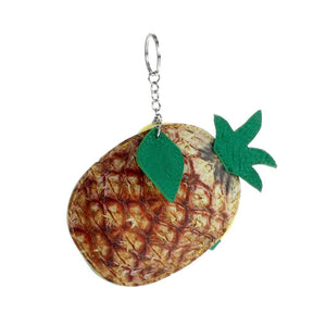 Pineapple Keychain/coin purse/handbag charm