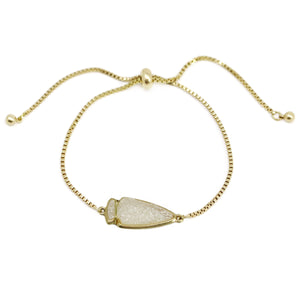 Druze Arrowhead Adjustable Bracelet