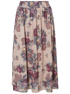 Gina Calf Skirt