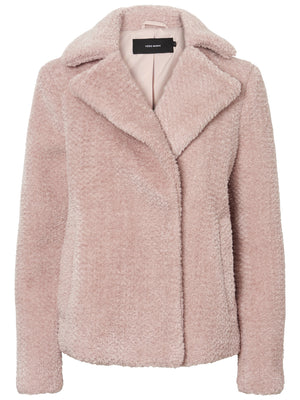 Lala Short Faux Fur Jacket