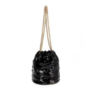 Sequin Drawstring