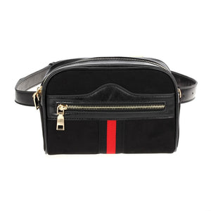 Belt Bag with Stripe