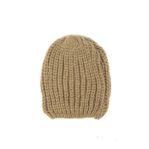 Heavy Knit Pull On Beanie