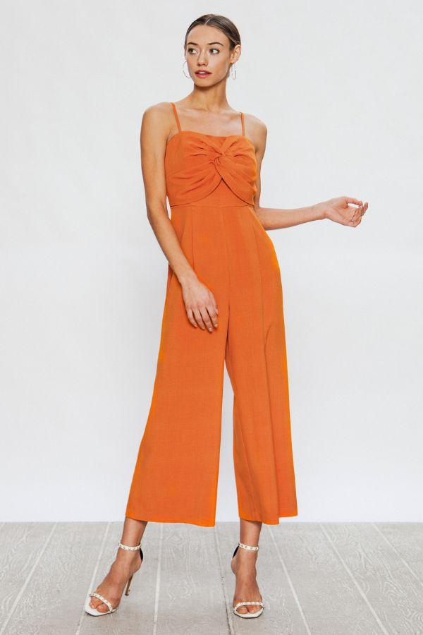 Twist Top Jumpsuit