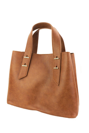 DAY TO EVENING SATCHEL BAG