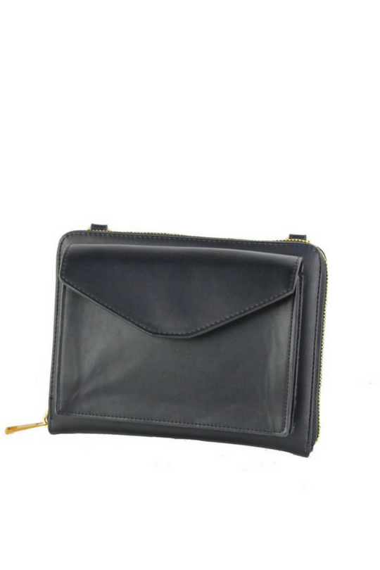 FRONT POCKET CROSSBODY