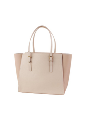 TOTE WITH BUCKLE DETAIL