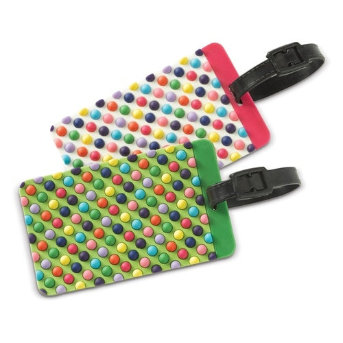 Travelon - Set of 2 Luggage Tags