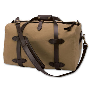 Filson - Duffel Bag - Small DARK TAN