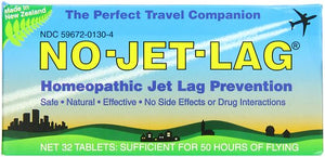 Lewis N. Clark - No-Jet-Lag - Package of 30