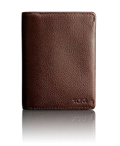 TUMI - Nassau Gusseted Card Case
