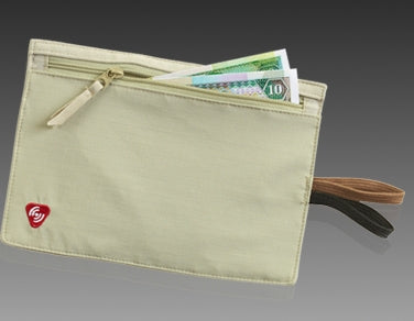 Lewis N. Clark - RFID Hidden Travel Wallet