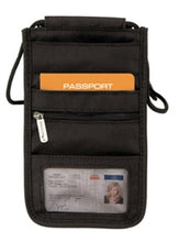 Load image into Gallery viewer, Travelon - Safe ID Classic Deluxe Boarding Pouch