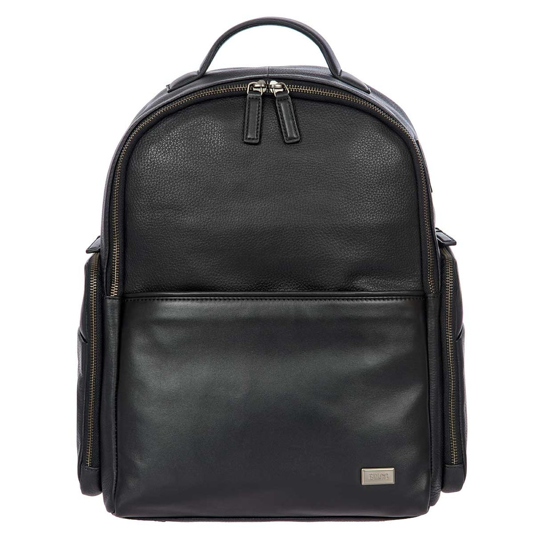 Bric's - Torino - Leather Medium Business Backpack