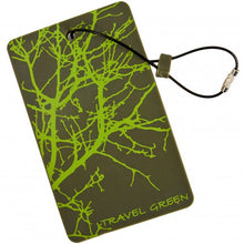 Load image into Gallery viewer, Lewis N. Clark - Travel Green Luggage Tag