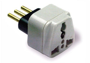 Lewis N. Clark - Italy Grounded Adapter Plug