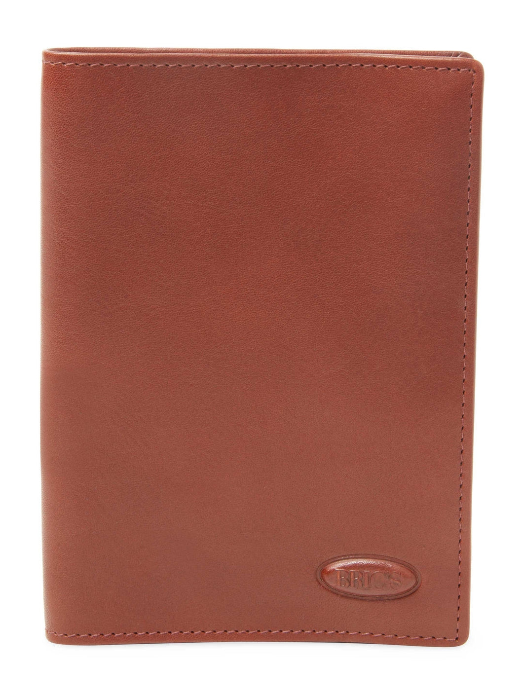 Bric's - Monte Rosa - Leather Passport & Credit Card Case