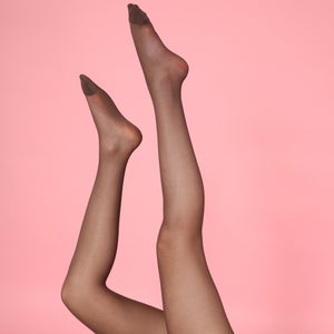 Load image into Gallery viewer, Brown Sheer Tights - 30 Denier