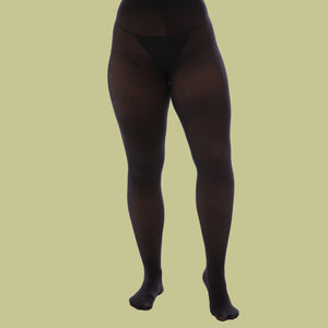 Recycled Black Tights - 50 Denier