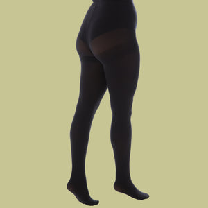 Load image into Gallery viewer, Recycled Black Tights - 80 Denier
